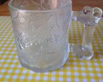 Cup The Flintstones Flintstones/Cup vintage /taza vintage/Cup antigua/Cup/Mcdonalds/the flintstones / the flintstones