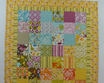 Charming Baby Quilt #2