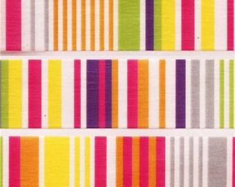 198411 mt Washi Masking Tape deco tape stripe pattern Vivid pink purple