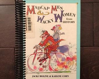 Recycled Book Journal Autism Awareness