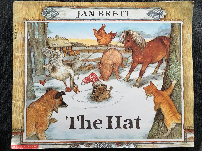 Magnífico Jan Brett Para Colorear El Sombrero Fotos - Ideas Para ...