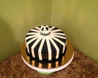 Jack Skelton cake