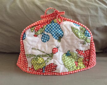 Vintage Fabric Toaster Cover