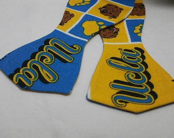 UCLA Self Tie Bow Tie