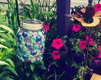 Mason Jar Solar Light, garden, solar light