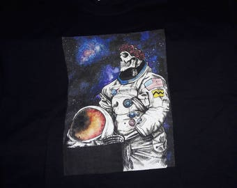 Cosmic Charlie- Grateful Dead Shirt