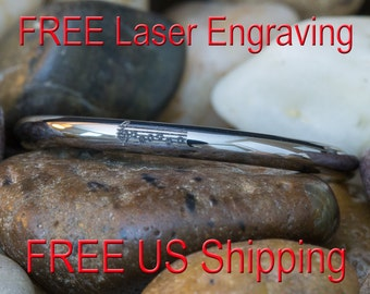 Tungsten Wedding Rings 2mm Dome Legend of Zelda Song of Time Design