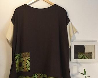 Camiseta African Wax