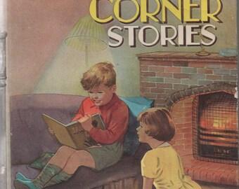Chimney Corner Stories, Hardcover Children's Book, Enid Blyton's  1963, fair shape