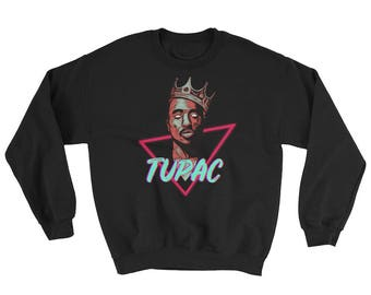 Tupac Mermaid Hoodie v78BaPy2y