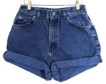 High Waisted Jean Shorts Cut off All Sizes, ALL Brands Womens shorts., High Rise, rolled shorts