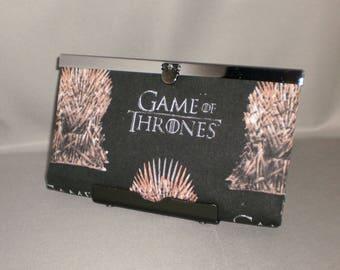 Wallet - DIVA Wallet - Clutch Wallet - Game of Thrones