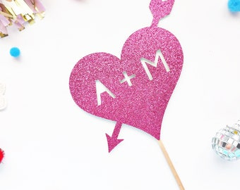 Bride Tribe/ Cake Topper/ Gold Cake Topper/ Wedding Cake Topper/ Custom Cake Topper/ Hen Party/ Bridal Shower Decor/ Bride Squad