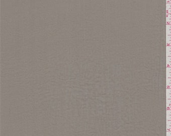 Stone Brown Polyester Lawn, Fabric By The Yard