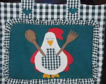copriforno and country style pot holders