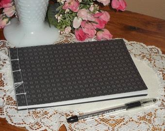 Guest Book Album - Black & Gray- Retirement, Graduation, Bar Mitzvah