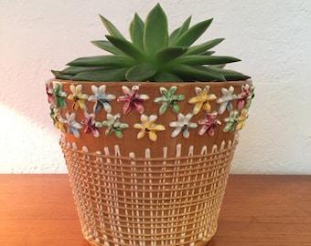 Flowerpot * Flower Pot * 1950-1960 *