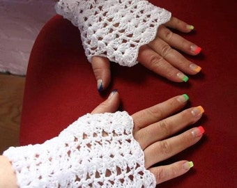 Croched gloves,Fingerless Gloves,Mittens,Crocheted Gloves,Corset Glove,Handmade Womens Fingerless Gloves,Cotton gloves
