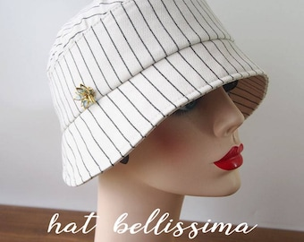 SALE  1920's  Hat Vintage Style hat Spring autumn hat hatbellissima ladies hats millinery hats cloche Hats