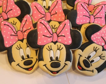 minnie mouse cookies  12
