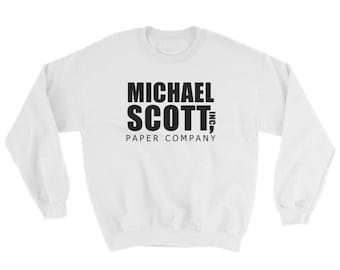 Michael Scott Paper Co Sweatshirt