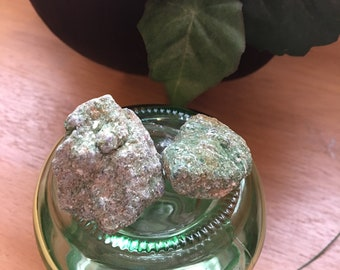 2 Pieces of Fuschite