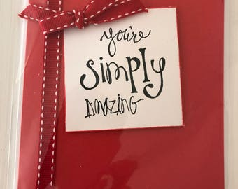 Sweetest Day Greeting Card