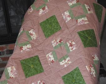 Cotton Lap Quilt