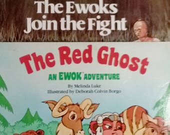 Books- Star Wars EWOK, Set of 2