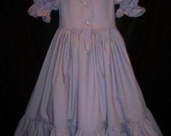 Custom COLOR Petticoat Dress CUSTOM SIZE