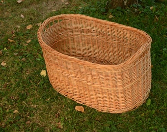 Laundry basket Etsy
