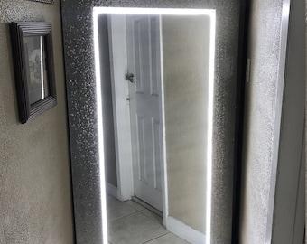Mirror + Ring Light