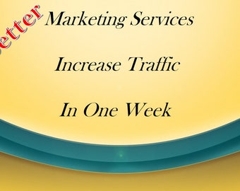 Explosive SEO Keyword Targeted Traffic - Marketing Services - Guaranteed Improve Rankings - Product Focused Customers