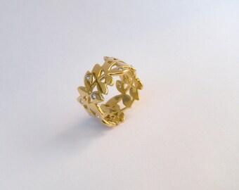hedgerow leaf ring