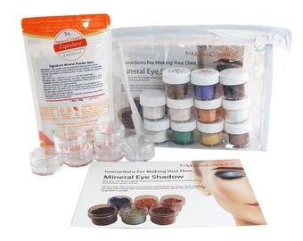Mineral Eye Shadow Kit