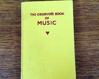 The Observer's Book of Music