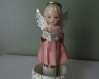 Goebel Angel Holding a Song Book