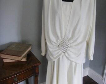 SALE! Vintage Condici Occasion Dress