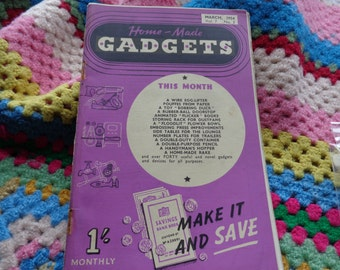 Gadgets Vintage Magazine