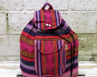Hobo Bag/Shoulder Sling/Back Pack/Boho Chic Bag