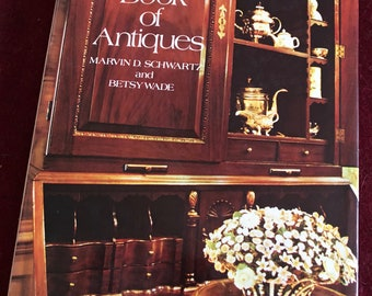 Reference Book-The New York Times Book of Antiques by Shcwartz and Wade /1972/Hardcover/Free S&H to US/Great Condition<>#306