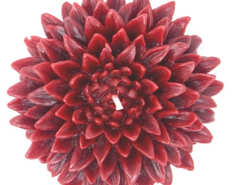 Chromatic Candle - Chrysanthemum Flower - Unscented