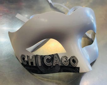 Chicago Theater Mask