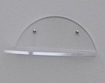 Acrylic Shelf - Wall Shelf - Ledge