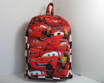 McQueen Preschool Backpack
