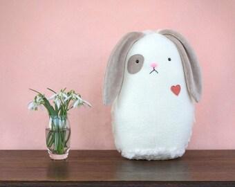 Bunny, Easter bunny, Easter decoration, Grumpy Bunny, Häschen, Rabbit, Kawaii, Softie