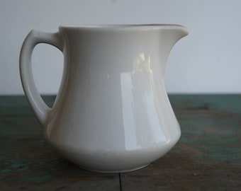 O.P. Co Syracuse Milk Pitcher