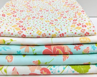 LuLu Lane by Corey Yoder 1/2 yd bundle - 5 half yd cuts