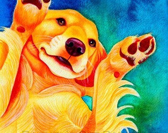 Custom Pet Portrait Custom Dog Portrait Animal Portrait Custom Pet Art Personalized Pet Art Pet Memorial Art Custom Dog Painting