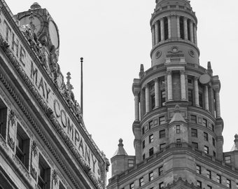 Fine Art Photography // Terminal Tower, Cleveland, Ohio // Giclée Print